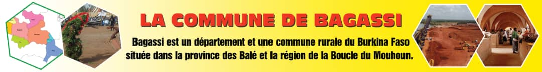BAGASSI – Bienvenue sur le Portail Web de la commune